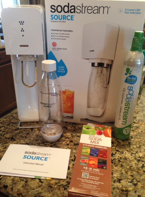 what is sodastream