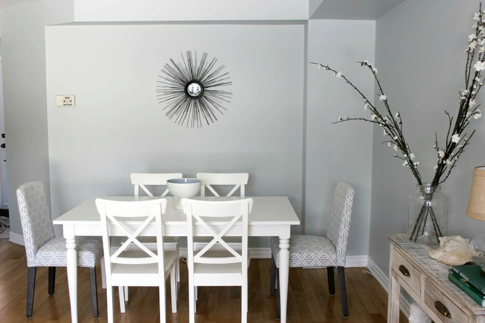 Wilde North Interiors dining room design