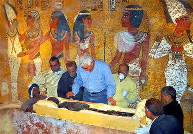 5 Facts you didn't know about Ancient Egypt