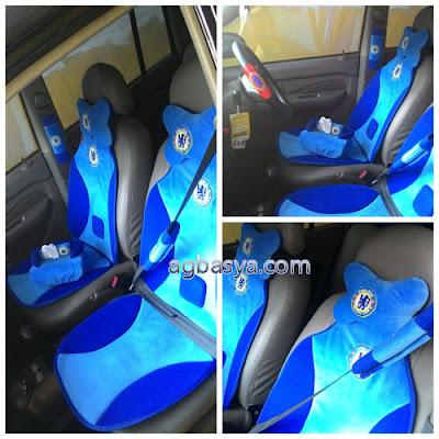 Cover Jok Aksesoris Interior Mobil Chelsea