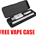 Free Vape Cigarette Carrying Case