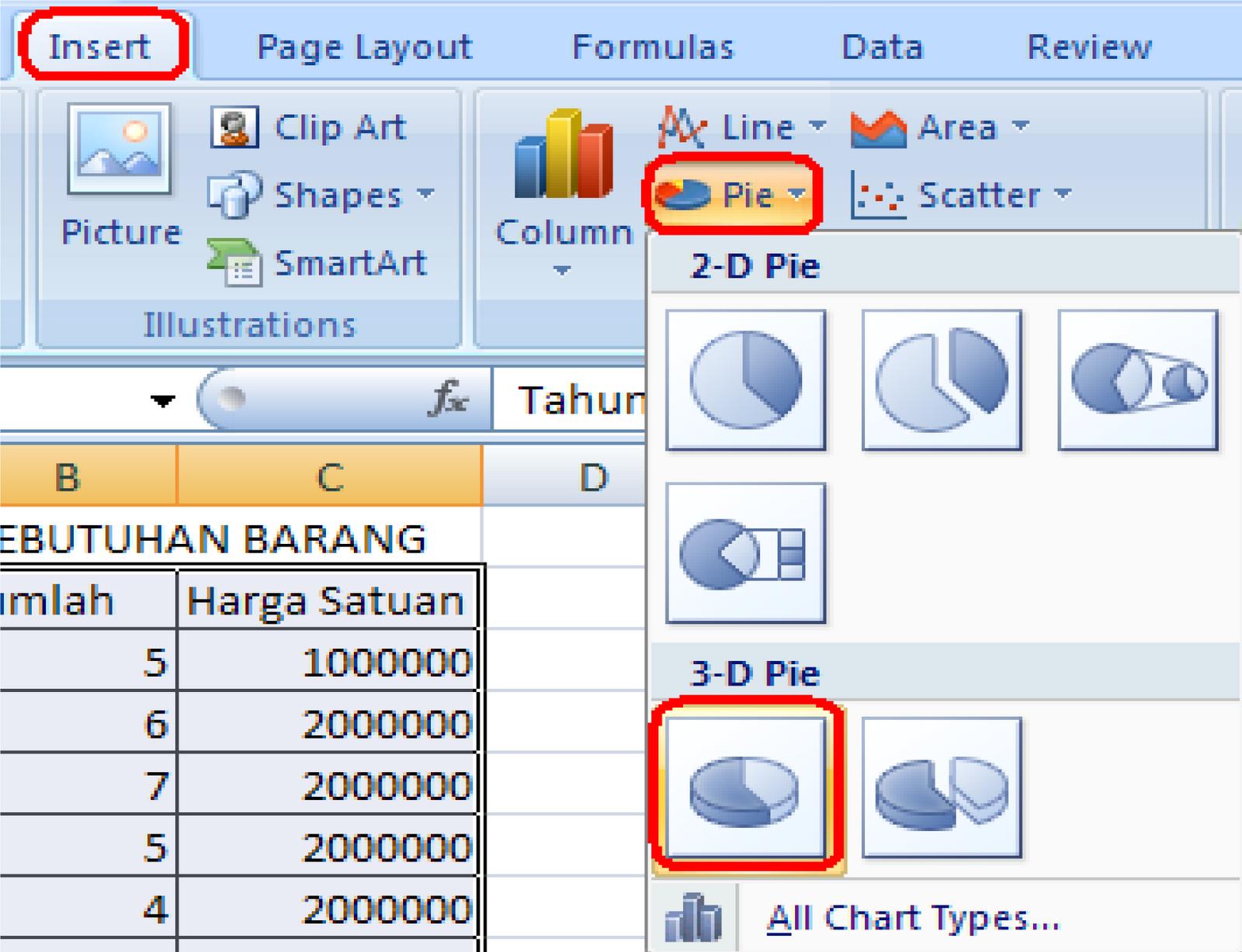 Contoh Makalah Database Di Microsoft Excell