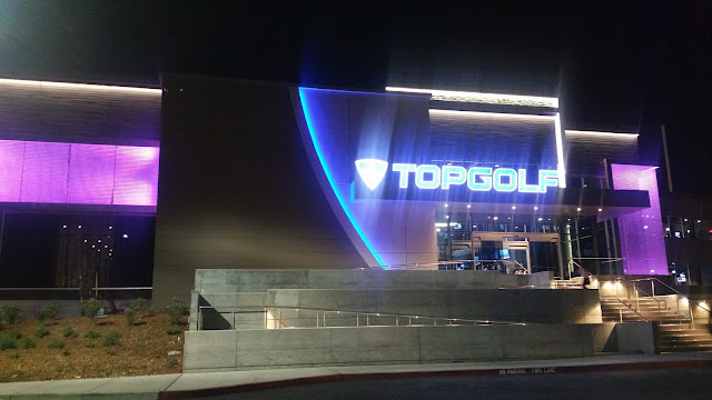Topgolf is sure to be a hit