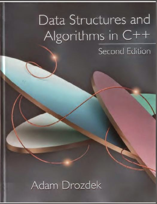 E-Books: E-book For Data Structure and Algorithms in C++