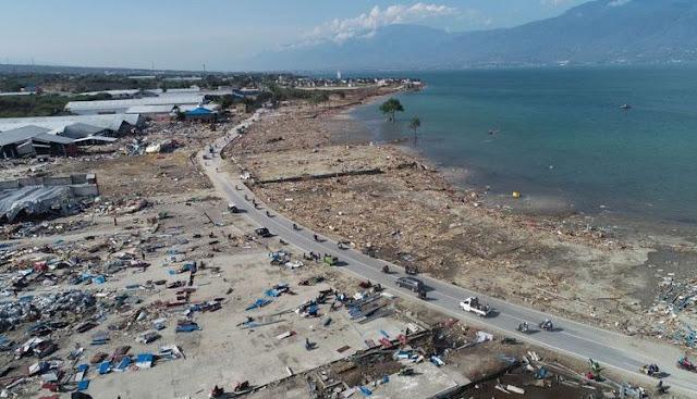 ITB Lakukan Penelitian di Lokasi Tsunami Palu, Hasilnya?