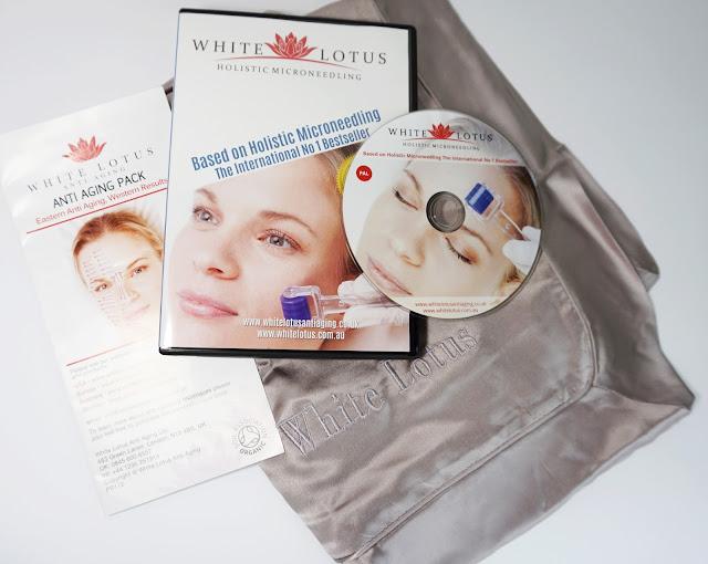 White Lotus - Holistic Microneedling (Wirkungsvolles Anti-Aging Set)