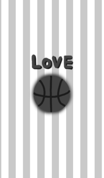 LOVE Basketball -Ver.Black-