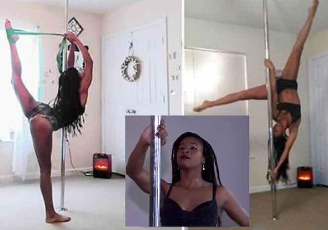 Teacher suspended after they found out she's a part-time pole dancing instructor  (Watch video)