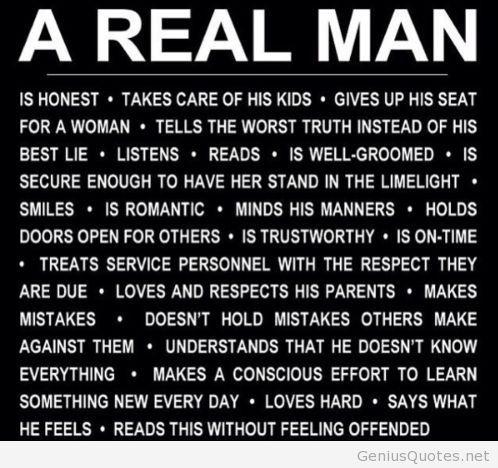 Dennys Shack I Hate Those Real Man Posts On Facebook