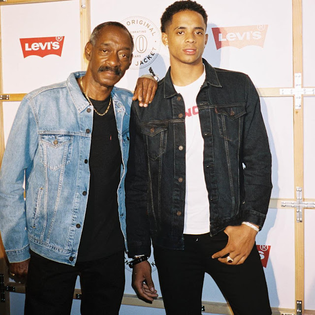 Snoop Dogg looks so much like his dad! (photo)