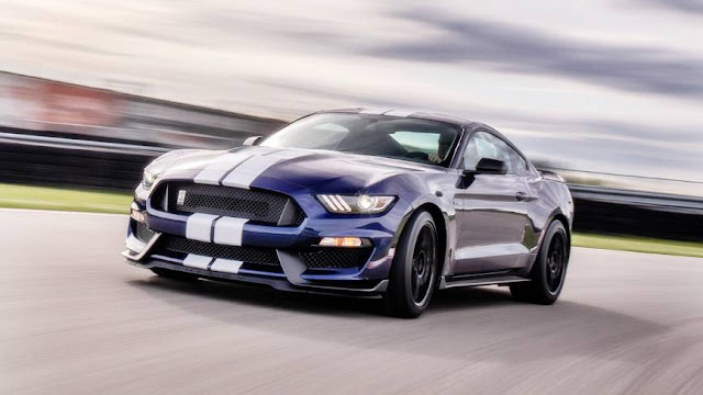Ford's 2019 Mustang Shelby GT350 Gets An Update And Faster More Responsive