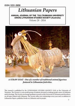 lithuanian papers vol 28 2014