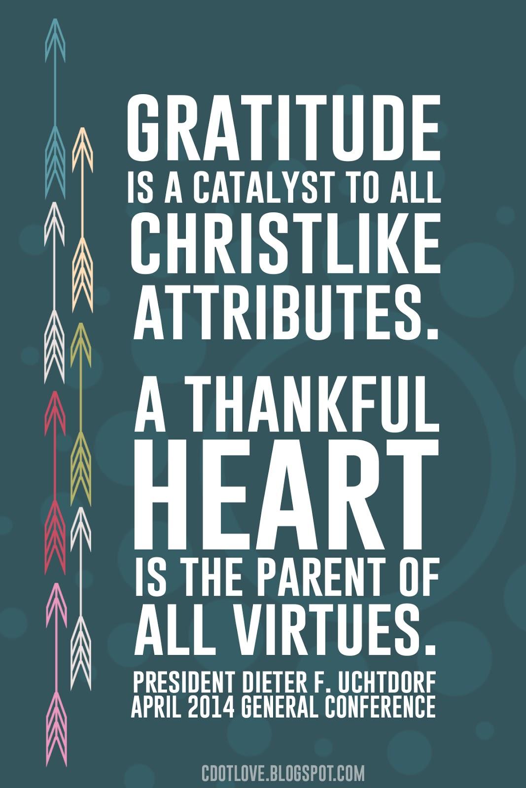 Talking Gratitude