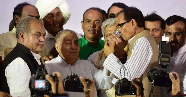 शिवराज सिंह ने फिर जीता दिल कहा अभी टाइगर जिंदा है, पूरी खबर जरुर पढ़े .