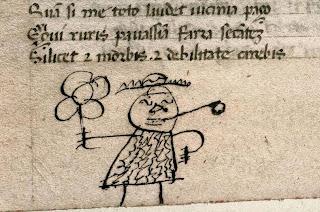 Ditemukan, Doodle Tertua Berusia 800 Tahun