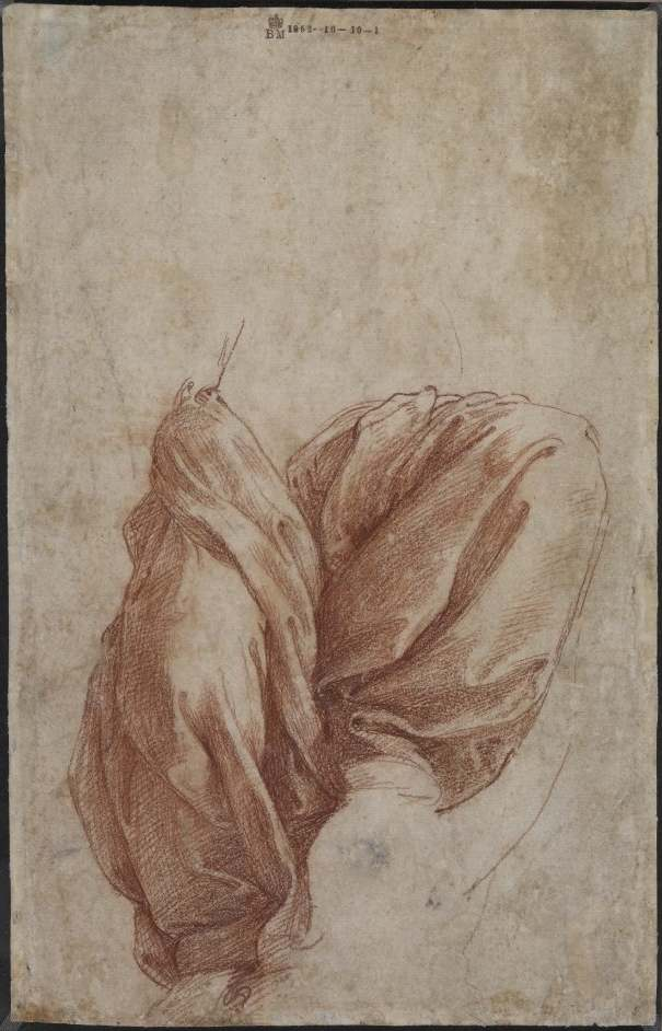 Spencer Alley: Drawings by Raphael, 16th century