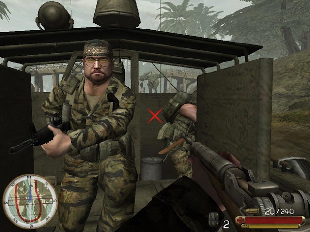 The Hell in Vietnam PC Game Full Version
