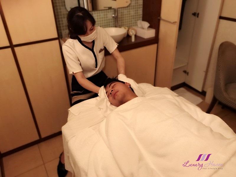 hilton tokyo bay grand phyto nature body massage
