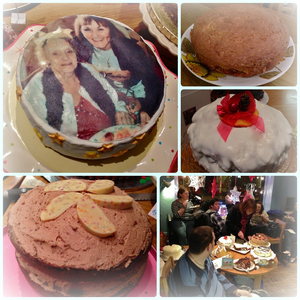 She Who Bakes Vidio Maderia Cake