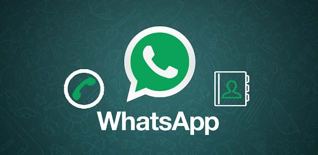 Cara Melihat Kontak WhatsApp, Melakukan Chatting dan Panggilan Terbaru