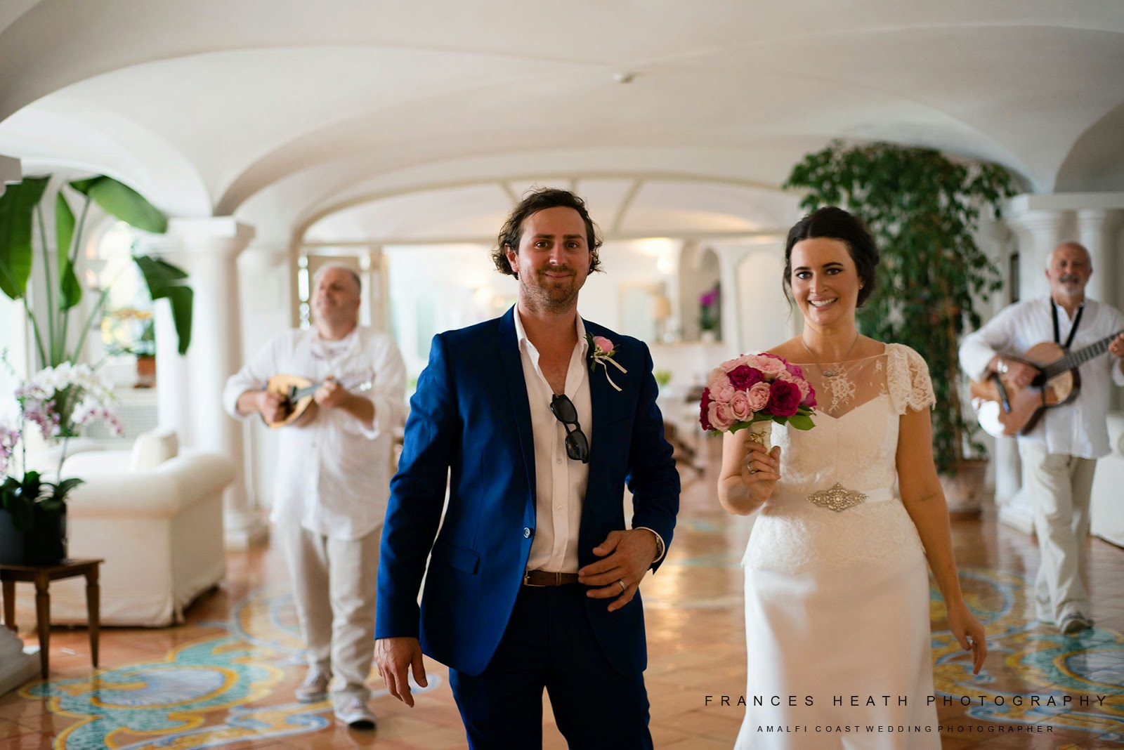Wedding at the Hotel Marincanto in Positano