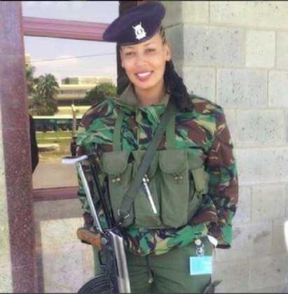 Hottest cop