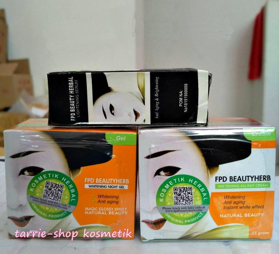 Paket Magic Glossy Vege Herbal 3 In 1