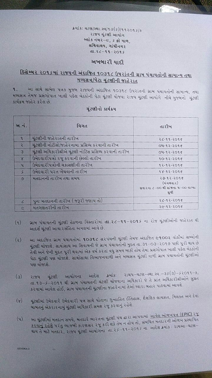 Online color voter id card gujarat - Read More