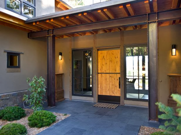Modern Furniture Hgtv Dream Home 2014 Front Porch Pictures