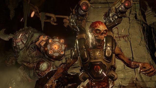 Vídeo do modo single player do novo jogo Doom