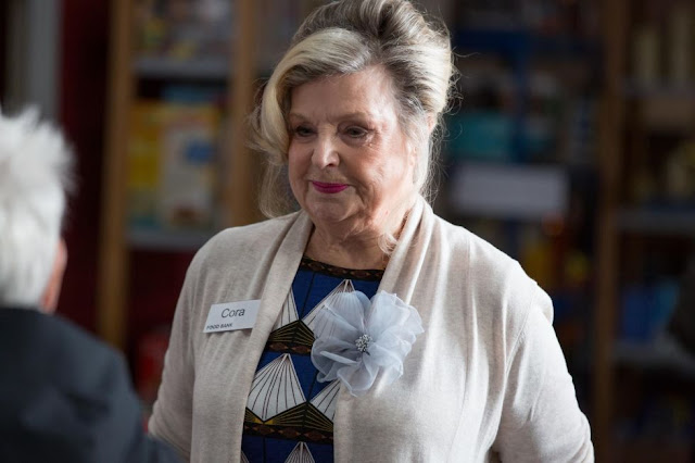 Cora returns to EastEnders