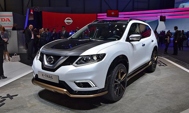 Nissan X-Trail Premium