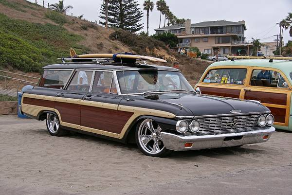1962 ford country squire woody auto restorationice. Black Bedroom Furniture Sets. Home Design Ideas