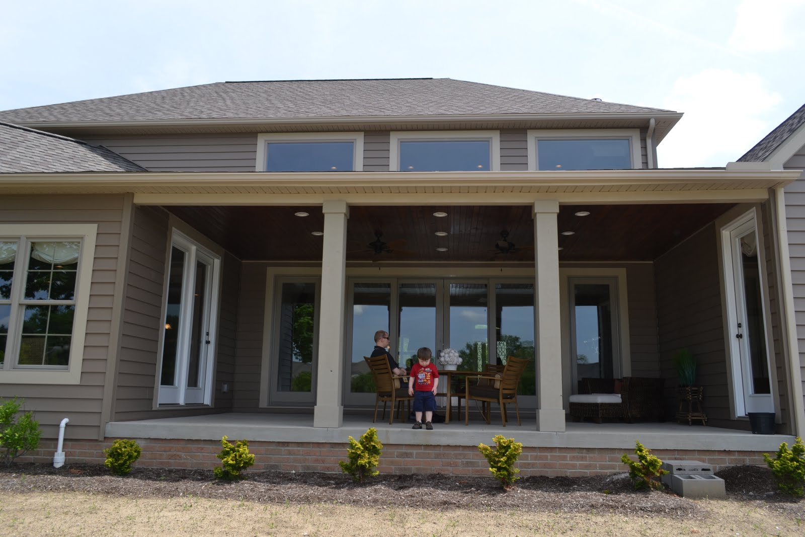 Covered Back Porch Designs | Joy Studio Design Gallery ... on Covered Back Deck Designs id=31228