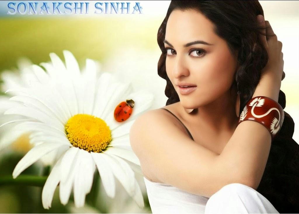Sonakshi Sinha Bollywood Actress Hot HD Wallpapers