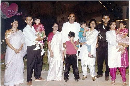 lakshmi ramanaidu daggubati - Daggubati Akkineni family Wikipedia