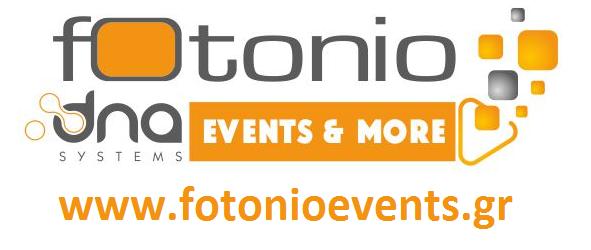 "Fotonio Events & More ""OnAir"" - Ανακαλύψτε το"