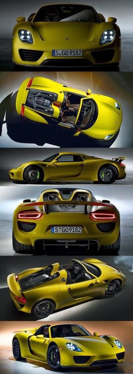 Mobil Sport Porsche 918