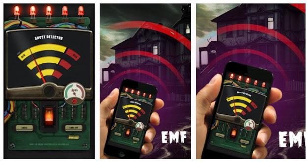 4 Aplikasi Kamera Pendeteksi Hantu Nyata Untuk Android