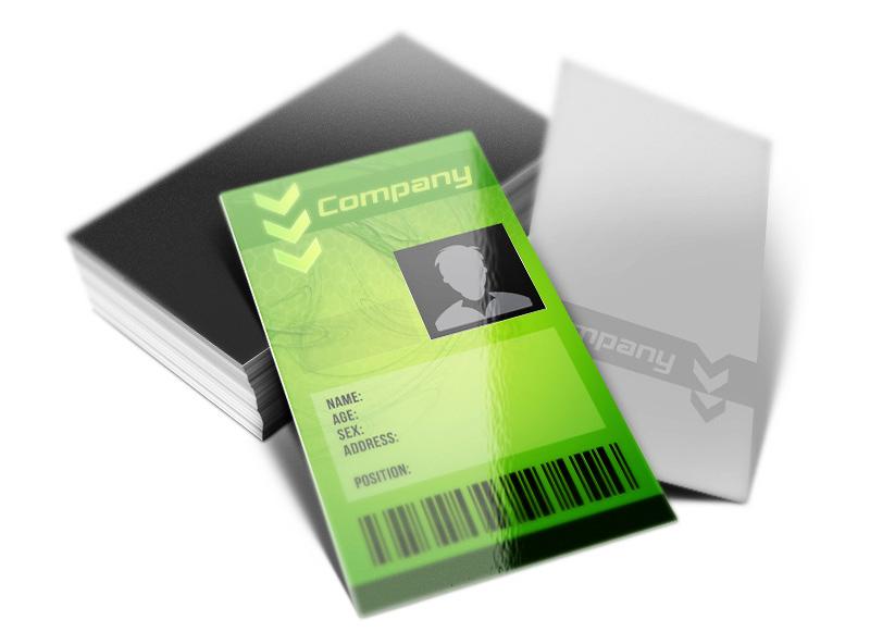 Id Card Photoshop Template. 18 id card templates free psd ...