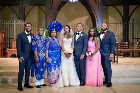 3 Wole Soyinka's Son Weds In Atlanta - See Photos News