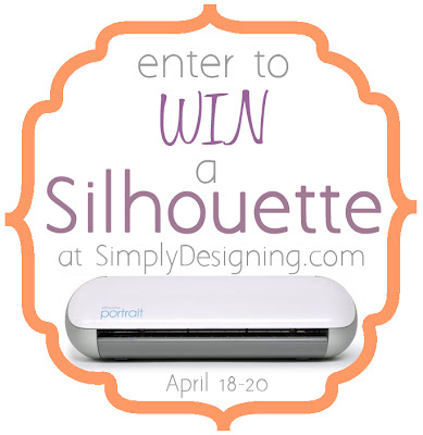 Silhouette Giveaway SimplyDesigning Silhouette GIVEAWAY and Promotion + Thanks for Making me WISER {Teacher Appreciation Gift} 20