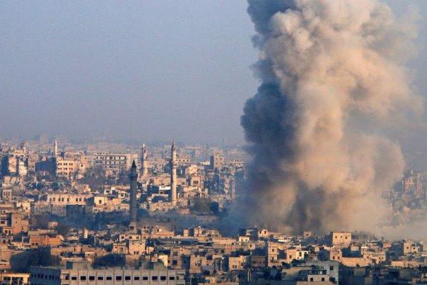 Aleppo yang Dibangun 4.000 Tahun, Dihancurkan dalam Sekejap