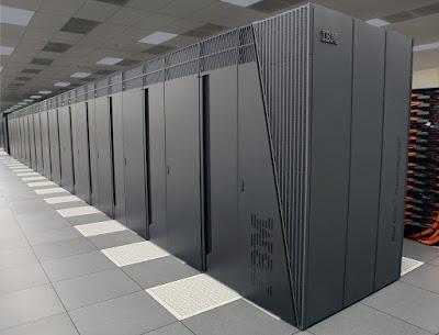 contoh super computer