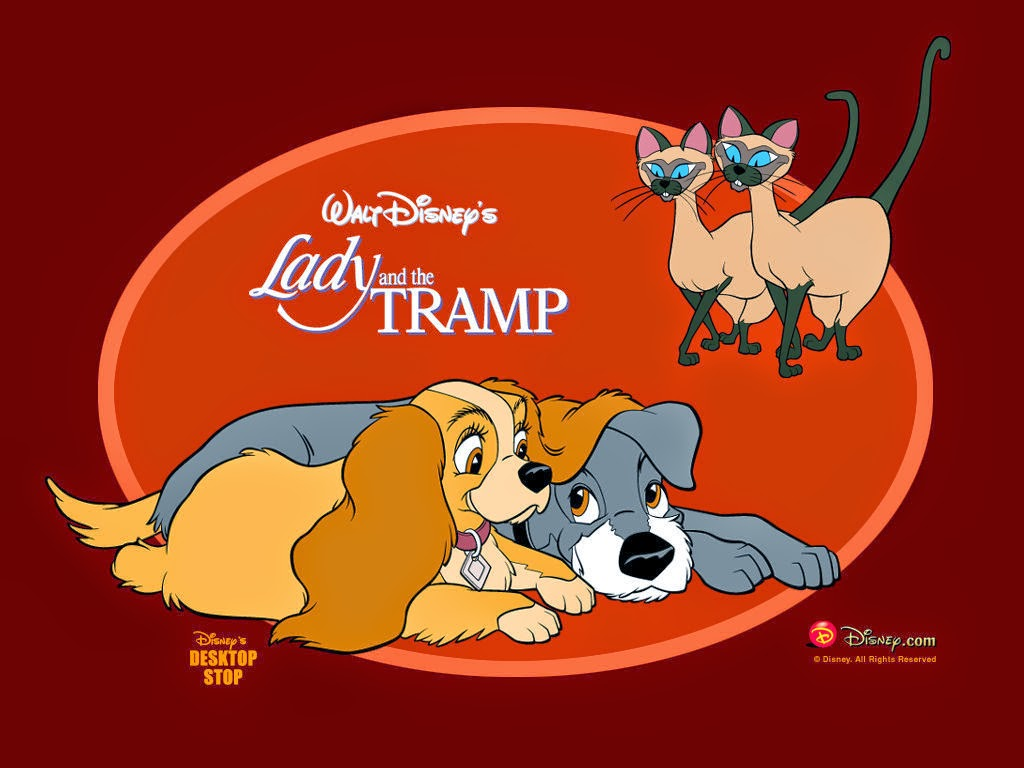 Lady and the Tramp animatedfilmreviews.filminspector.com