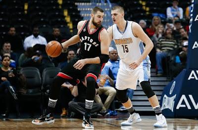 Denver Nuggets vs Toronto Raptors