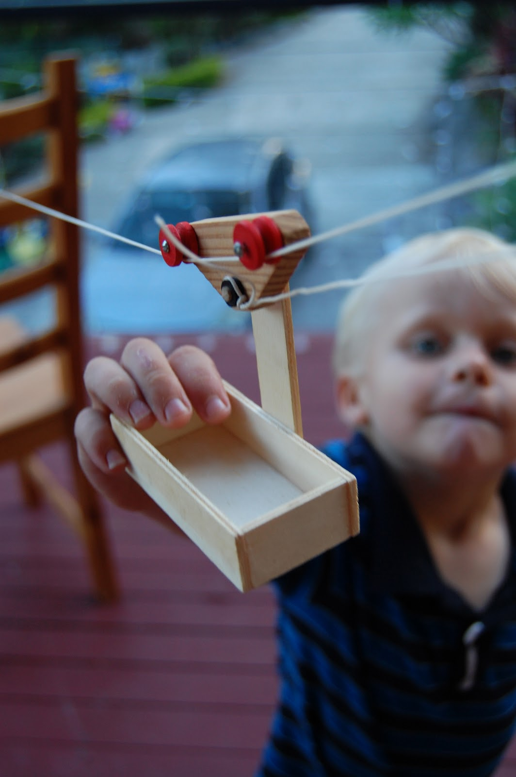 Simple Pulley And Lever Activity For Children