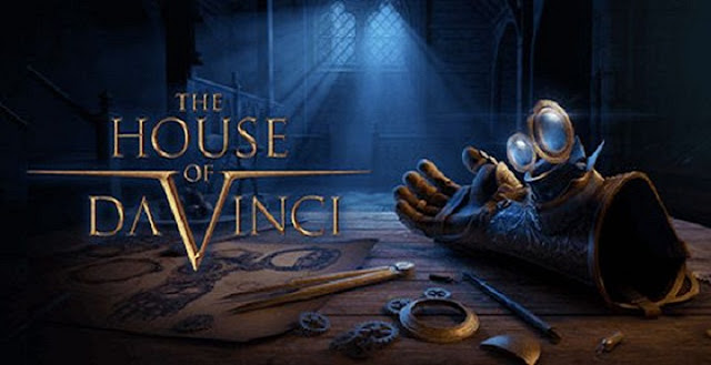 Free Download The House of Da Vinci PC Game
