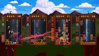 Gameplay Block Puzzle Nintendo