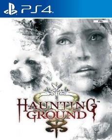 Haunting Ground PS2 FOR PS4